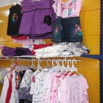 Cloths Shelving
