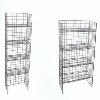 Meshing Shelving